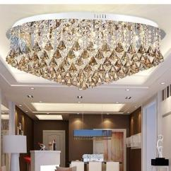 Ceiling Lights For Living Rooms Room Furniture Long Island Luxurious Lamp Modern Crystal Lighting Simple D800mm Online With 504 42 Piece On Tinger3280 S Store Dhgate