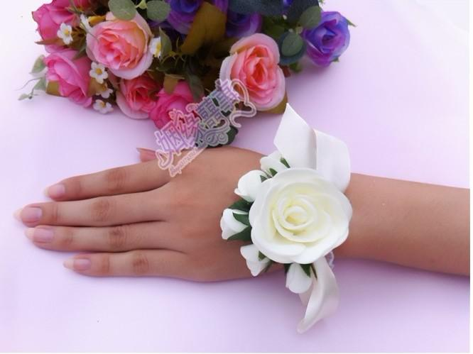 Wedding Supplies Bride Hand Flower Sisters Hand Flowers