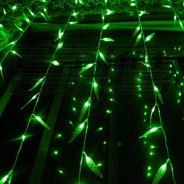 Colored Led String Lights