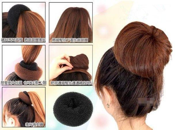 Donut Big Bun Maker DIY Hair Maker Hair Styling Tool