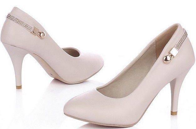 Office Lady Black High Heel Women Shoe 2012b052 Online