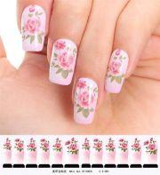 fashion nail art full stickers
