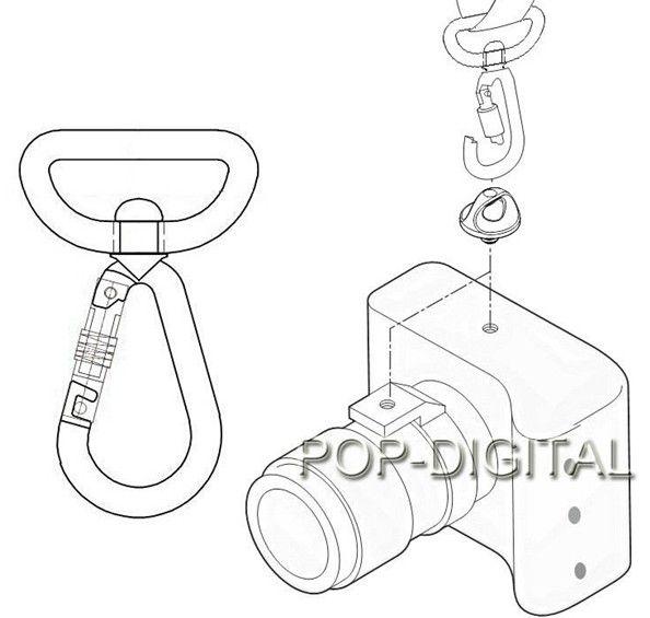 2019 Focus F 1 RS Camera Neck Shoulder Sling Strap Belt