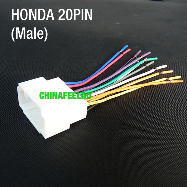 2005 Honda Civic Radio Wiring Diagram