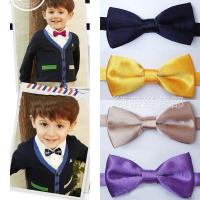 Children Tying Bow Ties For Boys Ties Necktie Neck Ties