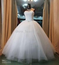 Luxurious New Ball Gown Sweetheart Neckline Beaded Bodice ...