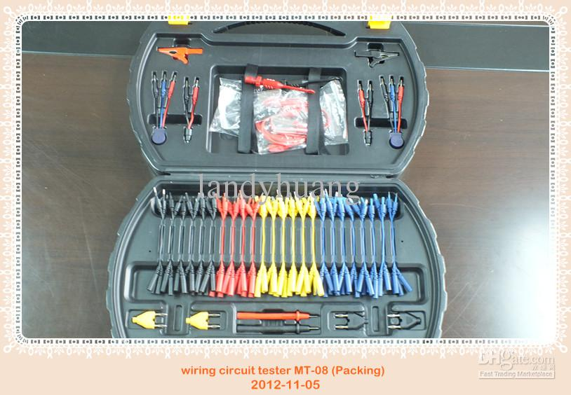 Kit For Cable Probe 2 Circuit Diagnostic Tool 3 Circuit Detective And