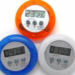 Digital Kitchen Timers Cherrybrook 2019 Novelty Timer Helper Mini Lcd Count Down Clip Alarm