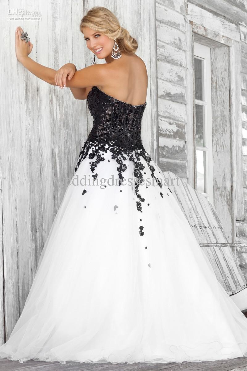 And Black Tulle Gown Wedding Ball Gowns About Bridal 2013 White Dress