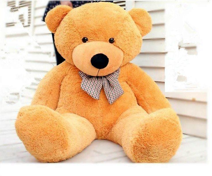 120cm teddy bear plush