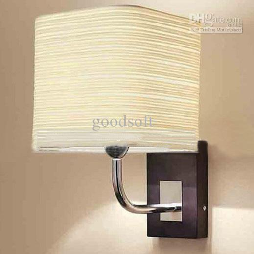 wall lamps for living room how to decorate a rustic 2019 modern minimalist white fabric light bedroom bedside corridor lamp size 18 21 30cm base type e27 1 wattage 40w