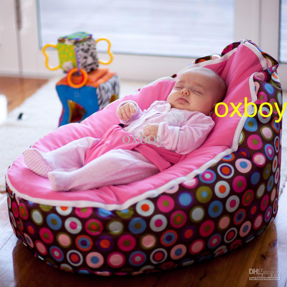 baby chair seat patio leg glides 2019 stylish bubbles pink beanbag new born toddler sofa for deep sleep from oxboy 16 07 dhgate com