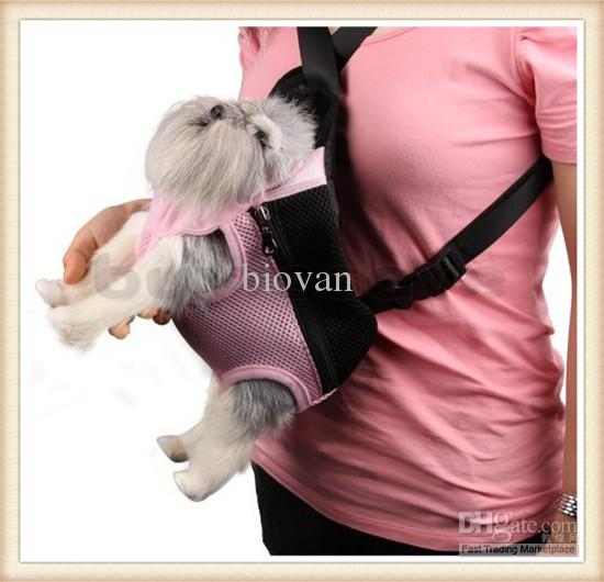 Cute Chihuahua Puppies Wallpaper Dog Front Backpack Carrier