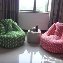 Purple Bean Bag Chair Reclining Wingback Chairs Sale 2018 Polka Beanbag High Back Support