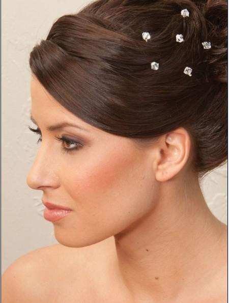 Fashion New Hair Bling Bling Crystal Diamond Hair Pins
