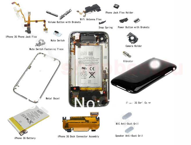 Mobile Phone Internal Parts 2020