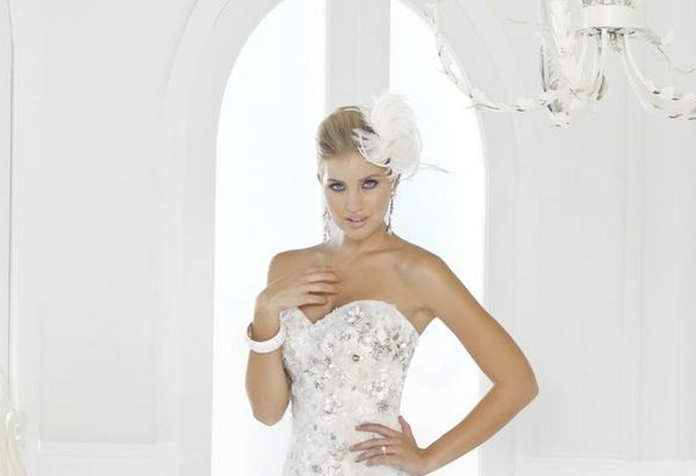 Wedding Dresses For Fat Woman Halter Organza Sweetheart