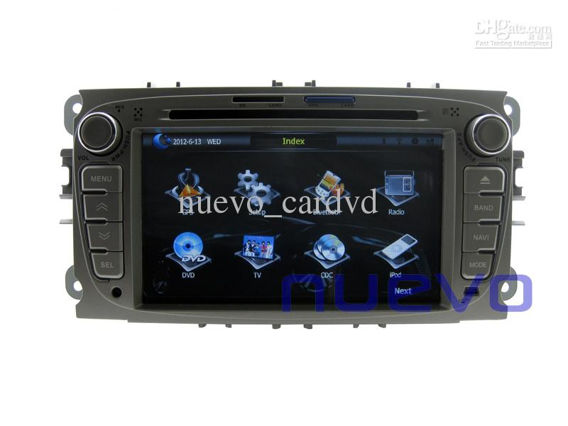 Wiring Harness For Select 2008 Ford Focus With The Sync System