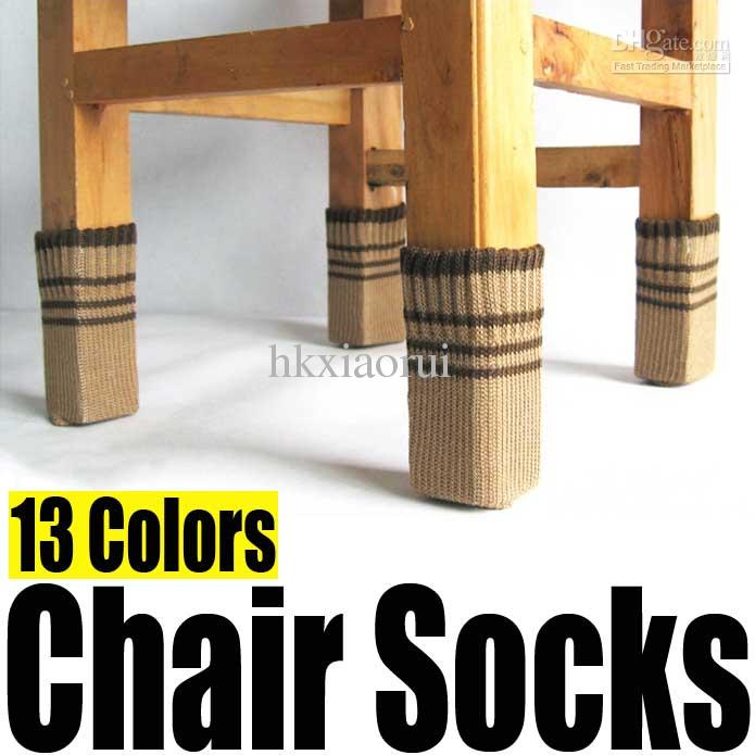 2019 Elastic Chair Leg Socks To Choose From Floor