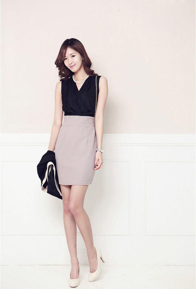 Formal Dress Office Wear