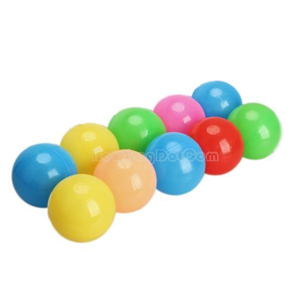 10pcs colorful ball fun