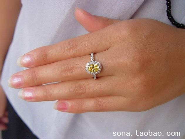 Izyaschnye Wedding Rings Semi Precious Stone Wedding Rings