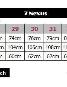 choose larger sizes if your size are same as the flat measurement chart we or smaller than european and american people also wholesale summer mens jeans shorts man denim casual rh dhgate