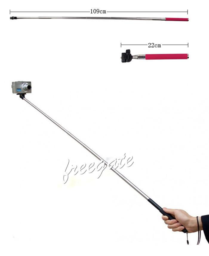 2019 Extendable Handheld Universal Camera Monopod With