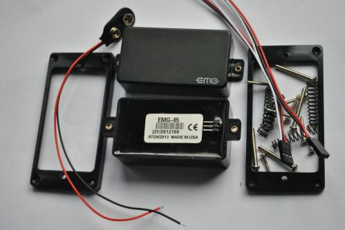 small resolution of emg 81 85 9 v battery active pickups closed type electric guitar pickups power emg pickups