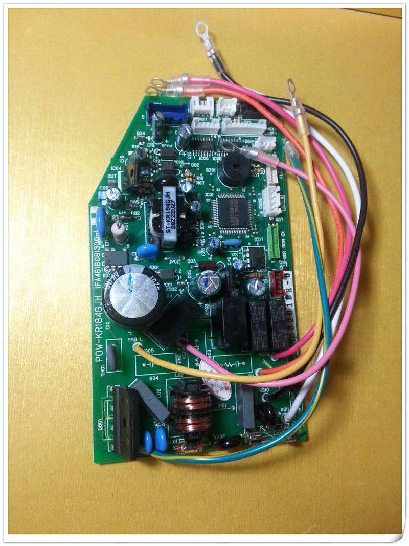medium resolution of  sanyo air conditioner circuit board pow kr184gjh air conditioning parts