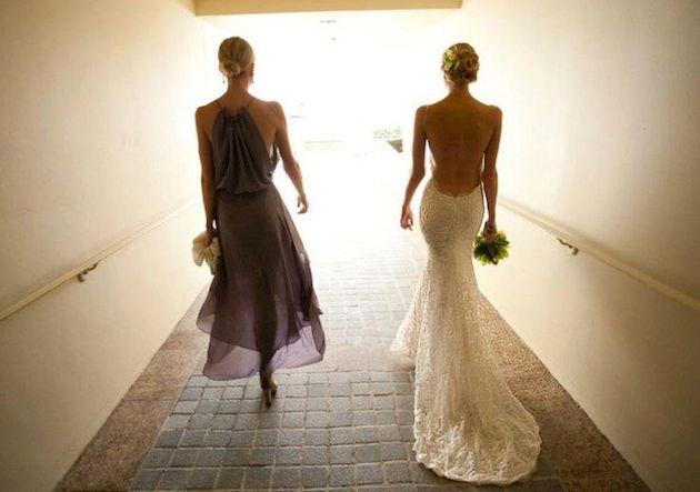 2014 Backless Beach Lace Mermaid Bridal Gowns Spaghetti