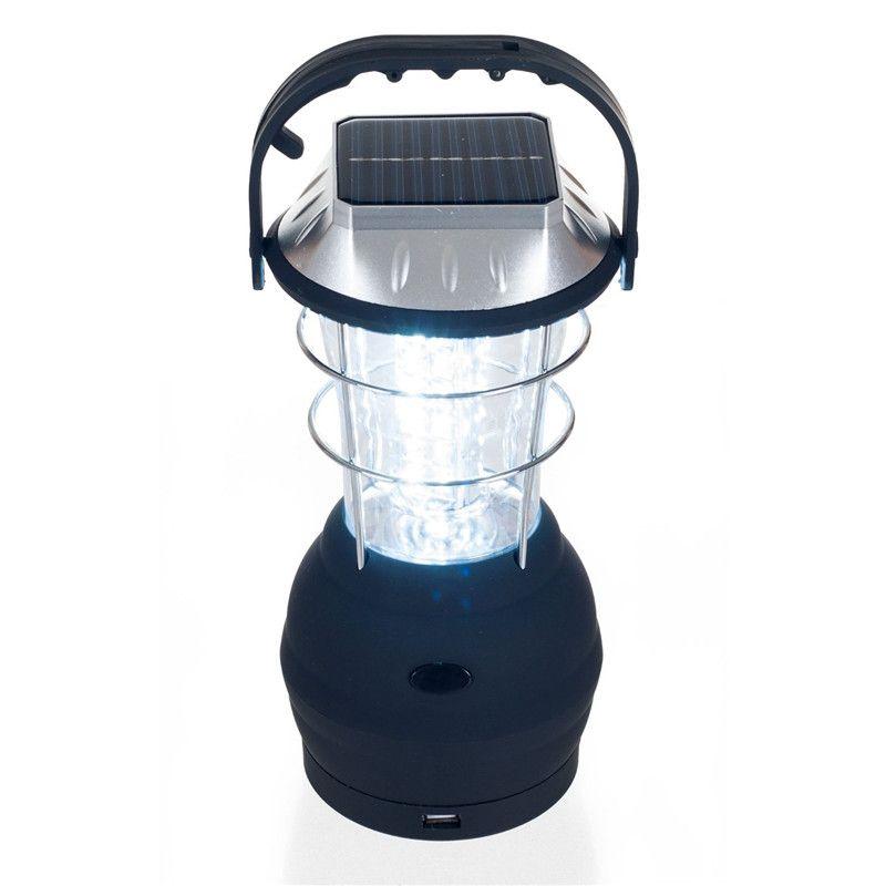 Solar And Crank Lantern