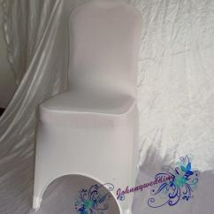 Lycra Chair Covers For Sale Childcare Glider Rocker Ottoman 50 Good Quality Spandex Cover White Color Common Size Wedding To Russia Dining