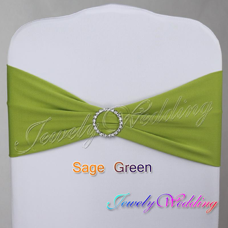 chair covers sage green rocking chairs in spanish top sale banquet spandex cover band characteristic not the same as ordinary bands our is double and with high quality acrylic diamond ring bucke