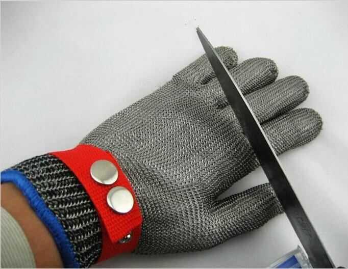professional kitchen supplies best radio new arrival stainless steel safety cut proof protect glove ...
