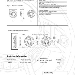 Wiring Diagram For Interconnected Smoke Detectors Pioneer Dxt2369ub Detector 120v Alarm Relay ~ Elsavadorla