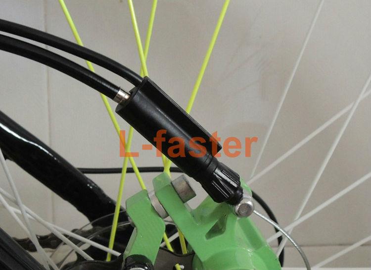Hidden Wire Brake Sensor Electric Bike Power Cut Off Brake
