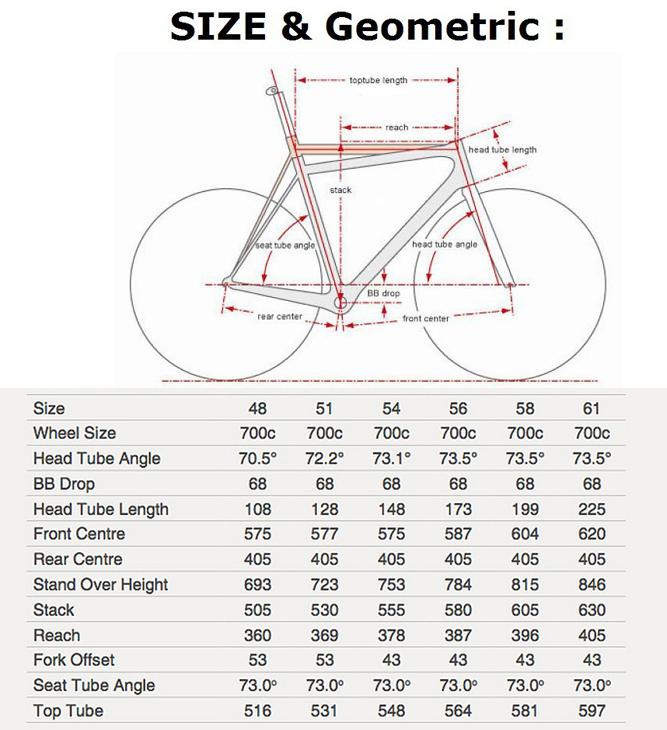 2015 Carbon Frame UD Svwd Carbon Bike Frame Carbon Road