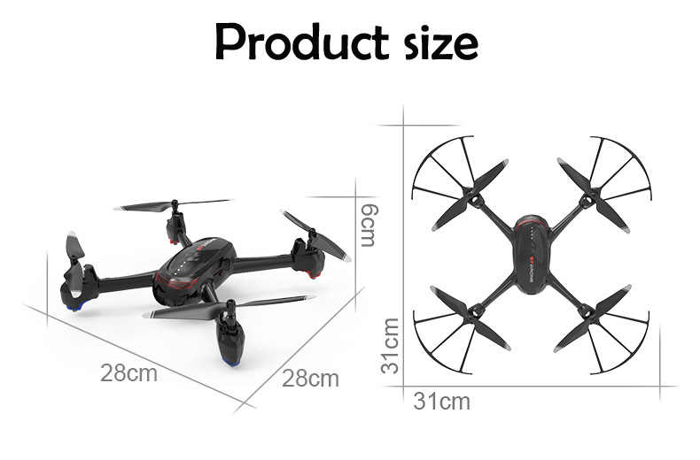 2020 S7 High Tech RC Drone With HD 1080p Double Camera