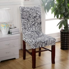 Stretch Dining Chair Covers Ivory Plum Cheap Jacquard For Aeproduct Getsubject