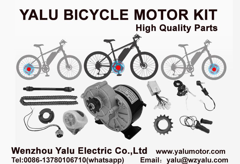 2019 24V 350W ELECTRIC MOTORIZED E BIKE BICYCLE CONVERSION
