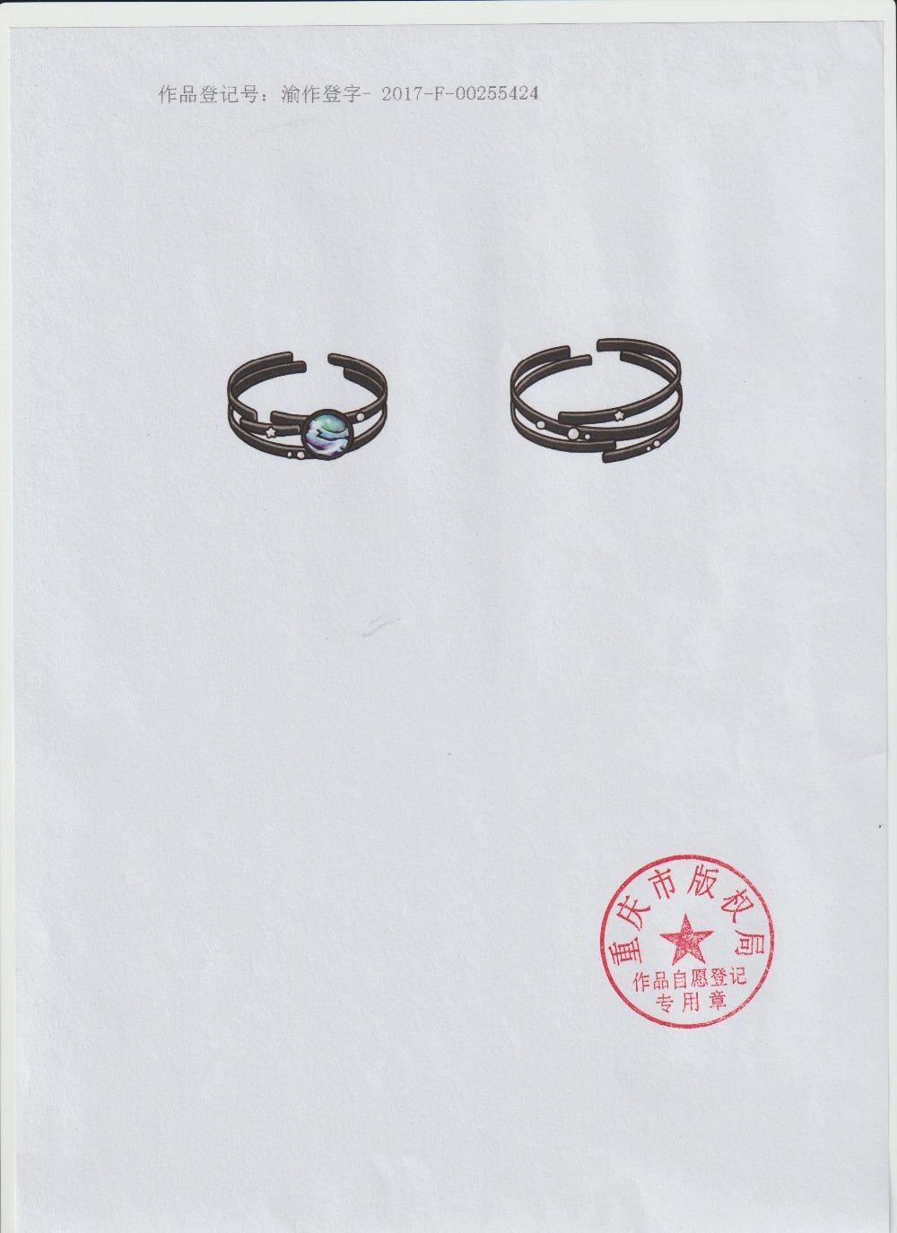 2020 Thaya 925 Sterling Silver Gemstone Ring Stars Milky