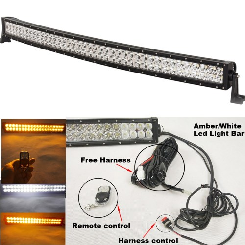 small resolution of stright curved car 240w 42 led off road light bar 24 modes for 42quot 240w double row off road led light bars led light bar wiring