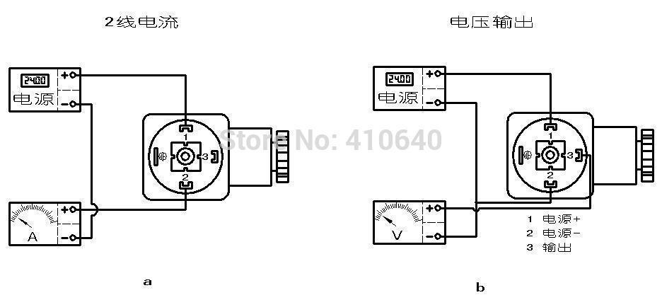 2021 Pressure Transducer With Universal Industrial 4 20mA