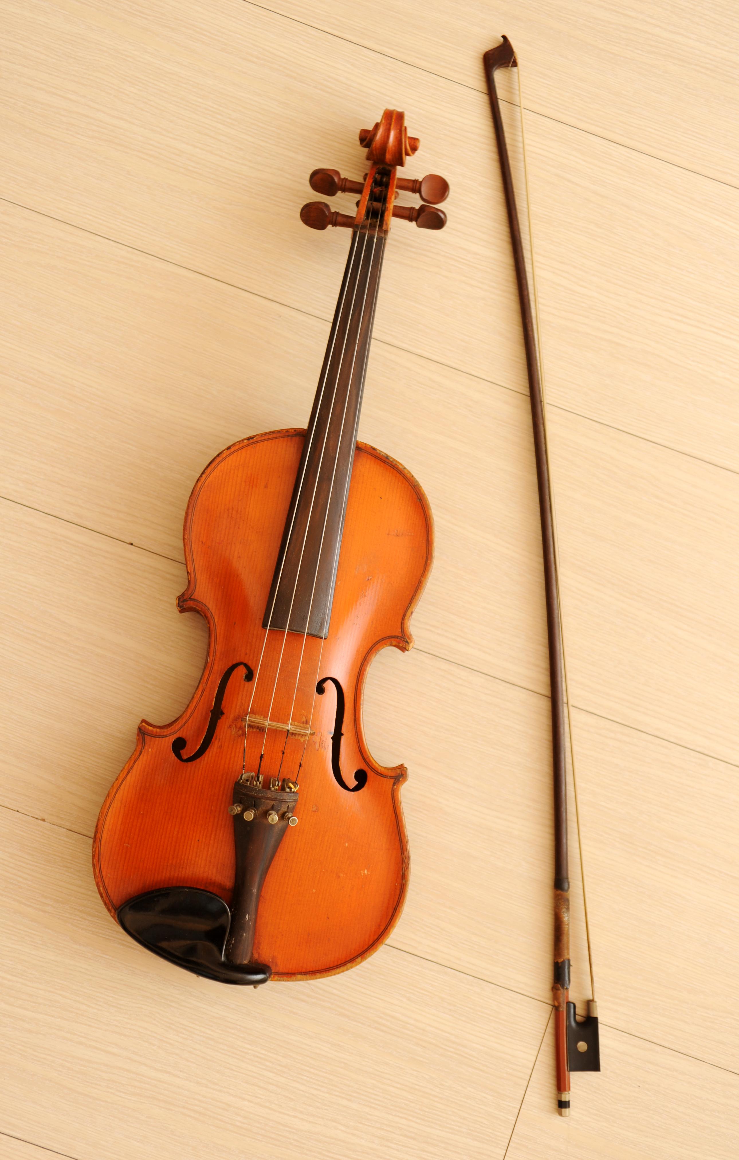 【德國·小提琴】德國手工小提琴 – TouPeenSeen部落格