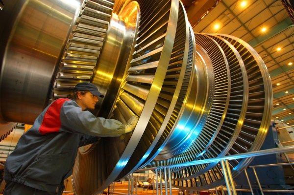 Ge Supply Turbine Islands Egyptian Nuclear Project