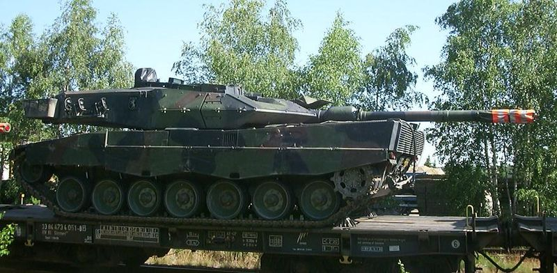 Finland to buy Leopard 2A6 tanks from Netherlands  Army