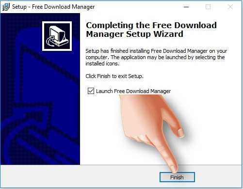 شرح تثبيت برنامج فري داونلود مانجر للكمبيوتر عربي 2017 Free Download Manager (8)
