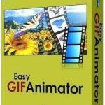 تحميل برنامج صانع الصور المتحركة Easy GIF Animator للكمبيوتر مجانا