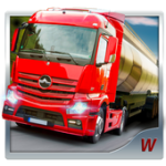تنزيل لعبة قيادة التريلات Truck Simulator : Europe 2 للاندرويد